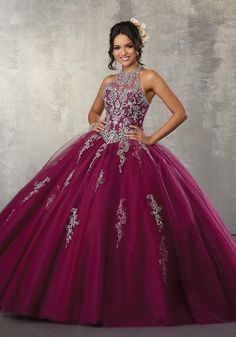 Quinceanera Dress 89178 Vizcaya Collection