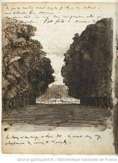 Carnet 1 : [carnet de dessins] / Edgar Degas - 180