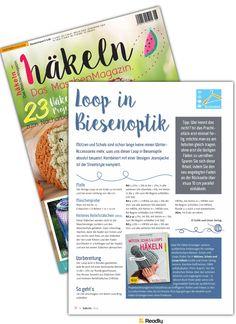 Vorschlag Zu Häkeln Das Maschenmagazin Nr 11 Seite 15 Häkeln