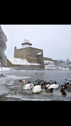 Estonia Narva Castle