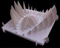 Concept Models Architecture, Maquette Architecture, Architecture Design, Shape Design, Design Model, Cardboard Sculpture, Origami Paper Art, Industrial Design Sketch, Arch Model