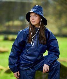 Rain Gear, Rainy Days, Playsuit, Sportswear, Rain Jacket, Windbreaker, Raincoat, Girls, Pullover
