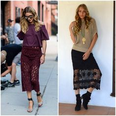 olivia-palermo-falda-crochet by FreeLove Ibia available at -ibiza-trendy