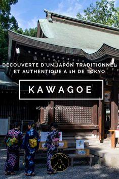 """Kawagoe Japon - 10 endroits incontournables à visiter dans la """"petite Edo"""" Asia Travel, Japan Travel, Japan Trip, Palaces, Kyoto, Blog Japon, Travel Advice, Travel Tips, Asian Landscape"""