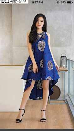 African Fashion Dresses, African Dress, Fashion Outfits, Casual Dresses, Short Dresses, Batik Fashion, Vetement Fashion, Batik Dress, Ethnic Dress