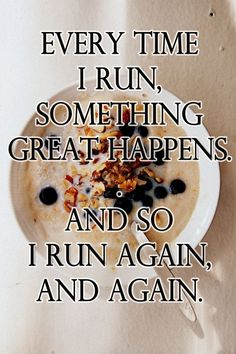 exactly! Get more running motivation on Favorite Run Facebook page - https://www.facebook.com/myfavoriterun