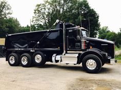 Nice Kenworth Dump Truck. Heavy Duty Trucks, Big Rig Trucks, Rc Trucks, Dump Trucks, Custom Trucks, Lifted Trucks, Chevy Trucks, Heavy Construction Equipment, Heavy Equipment