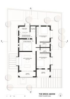 Duplex Floor Plans, Compound Wall, Architectural Floor Plans, Basalt Stone, Kerala House Design, Multipurpose Room, Bungalow House Design, Brick Facade, Floor Layout