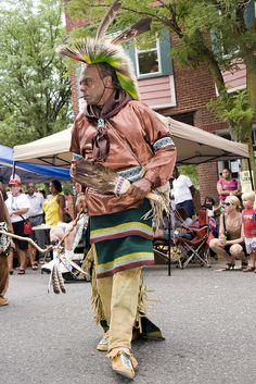 Naticoke Lenni-Lenape Chief Mark Gould