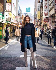 """57k Likes, 404 Comments - Helen Owen (@helenowen) on Instagram: """" taken in Tokyo by @zackkalter"""""""