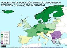 mapa de la corrupción. España a la cabeza
