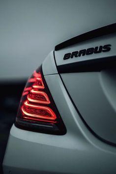Mercedes-Benz S63 AMG BRABUS W222