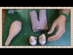 Tutorial: Pantalon muñeco Pepito - YouTube