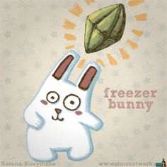 freezer bunny - Google Search