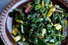 Swiss Chard Recipes on Pinterest | Sauteed Swiss Chard, Ricotta and ...