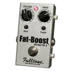 Fulltone FB-3 Fat Boost