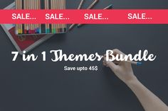 Bootstrap Bundle - 7 In 1 by Harry007 on @creativemarket