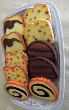 Dolci di feltro / Felt Cake Felt Food Felt Home Shabby Chic Decor by decocarin