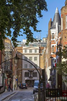 Nadler Soho London
