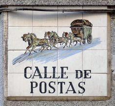 Calle de Postas