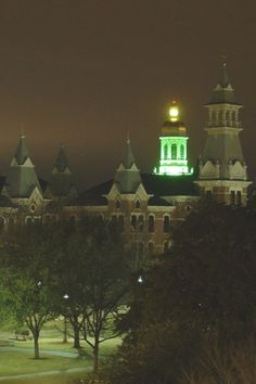 #Baylor University nights