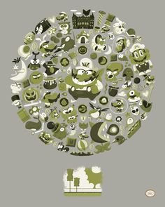Super Mario Land 2 by Christopher Lee #nintendo #illustration #geeky