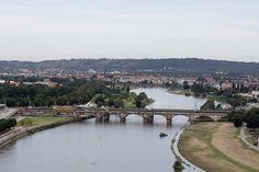 Marienbrücke Dresden heute