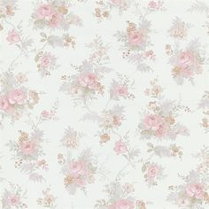 Find wallpaper close-out sale pricing for popular wallpaper patterns online courtesy of Wallpaper Warehouse. Plant Wallpaper, Room Wallpaper, Wallpaper Roll, Pattern Wallpaper, Watercolor Floral Wallpaper, Pink Watercolor, Brewster Wallpaper, Wallpaper Warehouse, Luxury Wallpaper