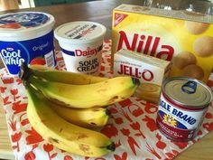 The LAST Banana Pudding You'll EVER make! Two special ingredients make this banana pudding the best you'll ever taste. Banana Pudding Recipe With Sour Cream, Eagle Brand Banana Pudding, Vanilla Wafer Banana Pudding, Banana Pudding Desserts, No Bake Banana Pudding, Southern Banana Pudding, Homemade Banana Pudding, Köstliche Desserts, Banana Recipes