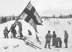 Got Sisu? Essential Guerrilla Tactics from the Finnish Winter War World History, World War Ii, History Of Finland, Finland Flag, Military Deployment, Art Of Manliness, Fun World, History Timeline, American Soldiers