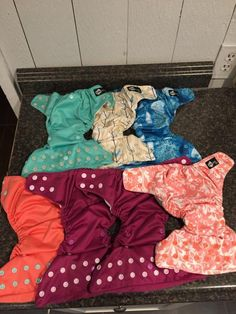 FOR SALE: Beautiful nearly new Funky Fluff Bamboo Shells! #clothdiapers