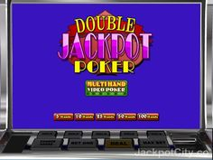 103 free Video Poker will keep you entertained for a while :) >> jackpotcity.co/free-video-poker.aspx