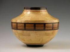 Resultado de imagem para vaso segmentado madeira