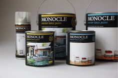 Monocle Paint packaging (concept?)