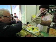 VIDEO: Sampling Artisan Cheese in Syracuse, Sicily