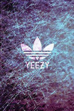 Yeezy Logo Wallpaper. #yeezy #adidas #iphone #wallpaper Iphone Backgrounds, Iphone Wallpapers, Hd Wallpaper, Yeezy, Hypebeast Iphone Wallpaper, Sneakers Wallpaper, Adidas, My Room, Sculpture Art