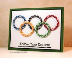 Olympics Card