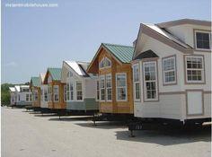 Arquitectura de Casas: Casas móviles en Estados Unidos.
