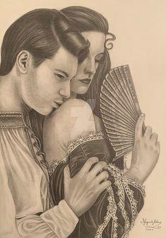 Silhouette, Couple Photos, Couples, Sketches, Portraits, Couple Pics, Couple Photography, Couple