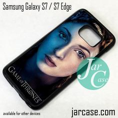 Game Of Thrones Sansa Stark Phone Case for Samsung Galaxy S7 & S7 Edge