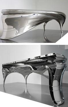 Lectori Salutem Desk by Jeroen Verhoeven - created... | Machine Factory