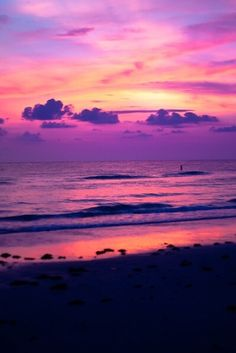 Photography of the beach during sunset.