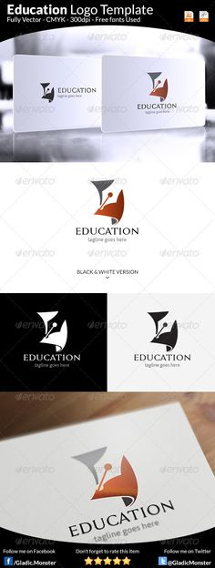 Download this Education Logo Template from > http://graphicriver.net/item/education-logo-template/8664663?ref=GladicMonster