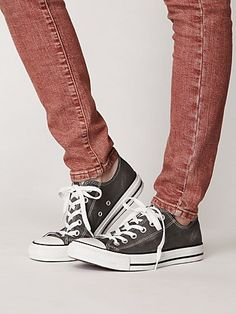 Classic   http://www.freepeople.com/shoes-new-shoes/charlie-converse/