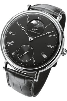 #IWC Portofino Hand-Wound Stainless Steel: Vintage Collection @IWC