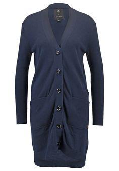 GStar LAIRIS CARDIGAN KNIT L/S Strickjacke osaka blue Bekleidung bei Zalando.de   Material Oberstoff: 60% Baumwolle, 40% Viskose   Bekleidung jetzt versandkostenfrei bei Zalando.de bestellen!