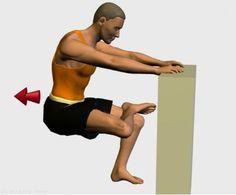 Estiramiento (stretching, streching) recomendado para:  triatlón,  correr,  cadera,  rápidos,  ciática,  glúteo.