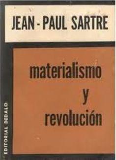 Materialismo y revolución PublicaciónBuenos Aires : Dédalo, cop. 1960
