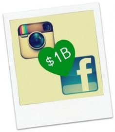 So, Facebook buys Instagram. Guess what? That means that Facebook will own your Instagram photos.