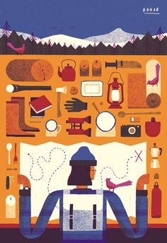 Updates from top-notch illustrator and 2014 graduate David Doran.